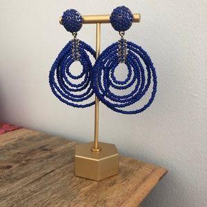 Bauble Bar Beaded Earrings